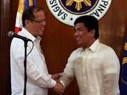 Hatamman with Aquino