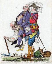 Estate caricature