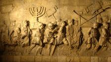 250px-Arch of Titus Menorah