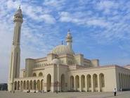 Bahrain mosque