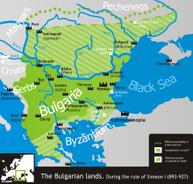 Bulgaria under Simon