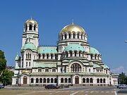 NEvsky Cathedral