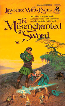 The Misenchanted Sword 1