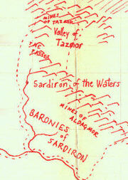 Baronies map