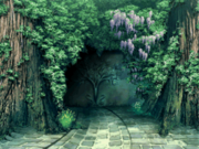 Labyrint entrace (EO2)