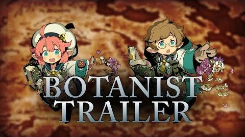 The Botanist Heals and Hurts with Herbs in Etrian Odyssey V Beyond the Myth