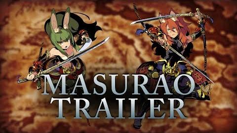 The Masurao is Ready to Slice and Dice in Etrian Odyssey V Beyond the Myth