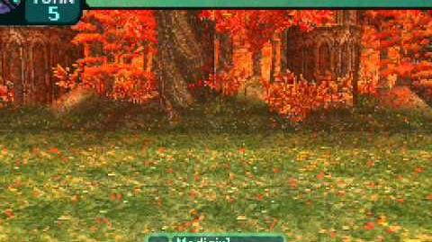 Etrian Odyssey II - 2nd Stratum normal route FOE hunting