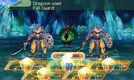 Dragoon Attack Screenshot - Full Guard