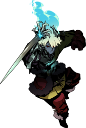 Character hero dark large