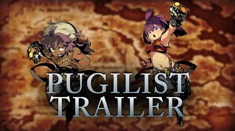 Let the Pugilist's Fists Do the Talking in Etrian Odyssey V Beyond the Myth