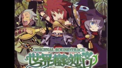 Etrian Odyssey - Music Dyed in Blood