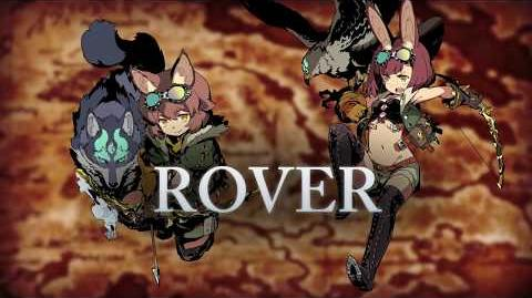 Go on the Hunt with the Rover Class in Etrian Odyssey V Beyond the Myth