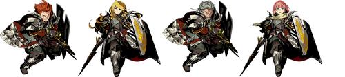 Dragoon all