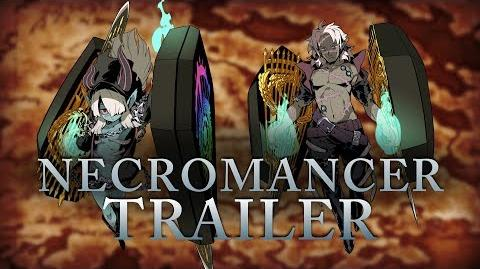 The Necromancer Unleashes Hell in Etrian Odyssey V Beyond the Myth