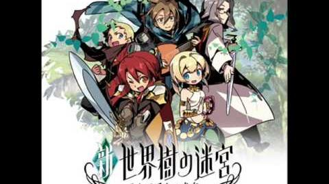 Etrian Odyssey Untold TMG - Labyrinth II - Primitive Jungle