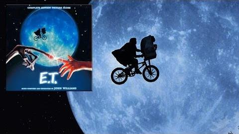 E.T. the Extra-Terrestrial - Complete Score