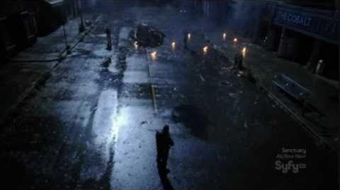 Stargate Universe Space Battles