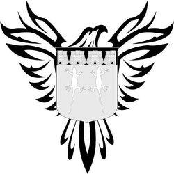 Erphaean Royal Family Crest