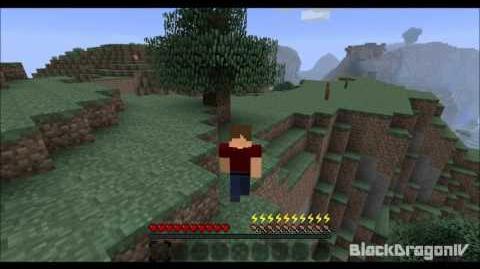 Minecraft - Smart Moving Mod Demo