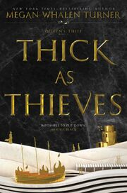 Thick as thieves 2017 cover