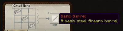 Basic Barrel