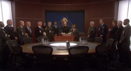 Global Dynamics boardroom