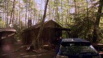 Eureka Sheriff's Cabin
