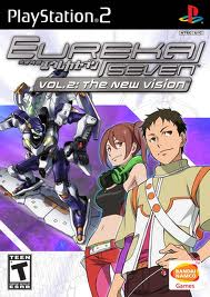 Eureka 7's ps2 game the new vision