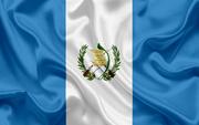 Gwatemala flaga