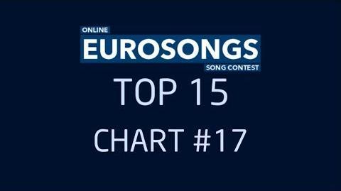 EUROSONGS TOP 15 - CHART 17