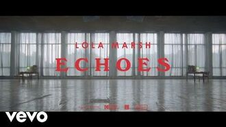 Lola Marsh - Echoes (310. EuroSongs)
