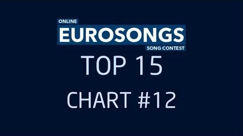 EUROSONGS TOP 15 - CHART 12