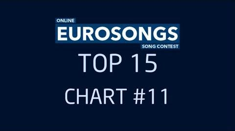 EUROSONGS TOP 15 - CHART 11