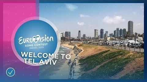 Tel Aviv announced as the host city