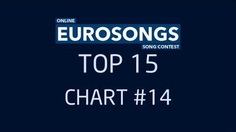 EUROSONGS TOP 15 - CHART 14