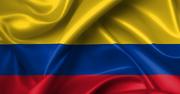Kolumbia flaga