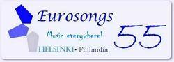 Eurosongs 55 logo