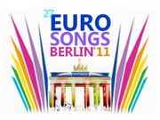 27 eurosongs logo