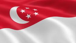Singapur flaga