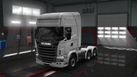 Scania R Chassis 6x2 T