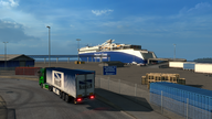 Verkö ferryport