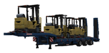 ETS2 Schwarzmüller Low Bed