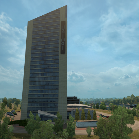 Torre Unipol (in-game Torre Unimol)