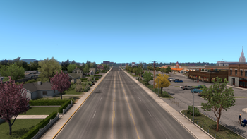 Blue Lakes Blvd.
