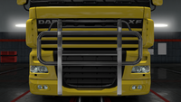Daf xf 105 bull bar viking