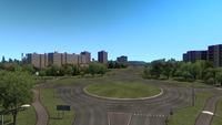 Kaunas view 1