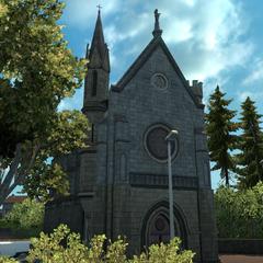 Church of Bourganeuf