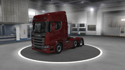 Scania Preconfigured Model 7