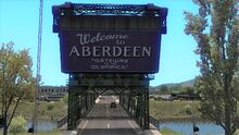 Aberdeen Wishkah River Bridge